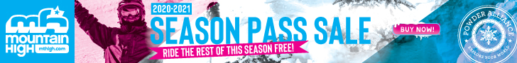Mt. High Season Pass 2020